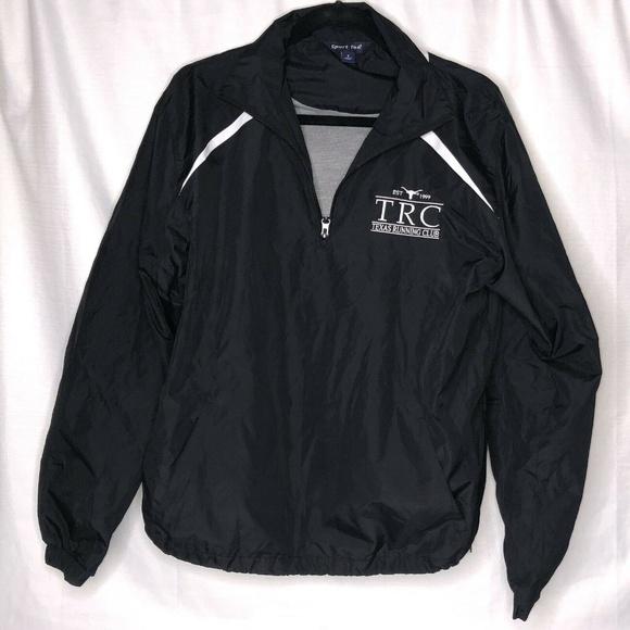 Sport Tek Other - Sport Tek Texas Running Club Jacket